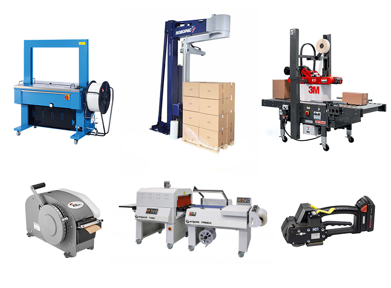Packaging equipment in addition to sale, rent, loan the best in packaging and automation equipment.